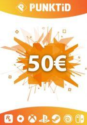 Punktid 50€ Lahjakortti