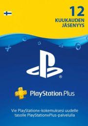 Suomi PlayStation Plus 365 päivää
