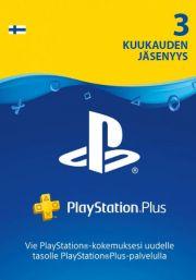 Suomi PlayStation Plus 90 päivää