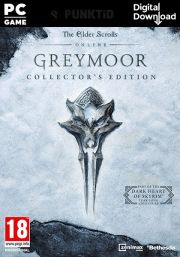 The Elder Scrolls Online - Greymoor Collector's Edition (PC)