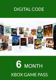 Xbox Game Pass 6 kk