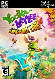 Yooka-Laylee and the Impossible Lair (PC)